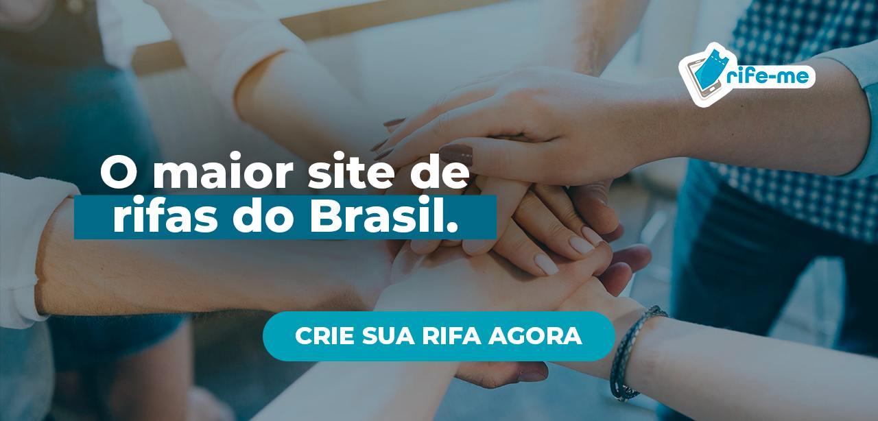 O maior site de rifas do Brasil