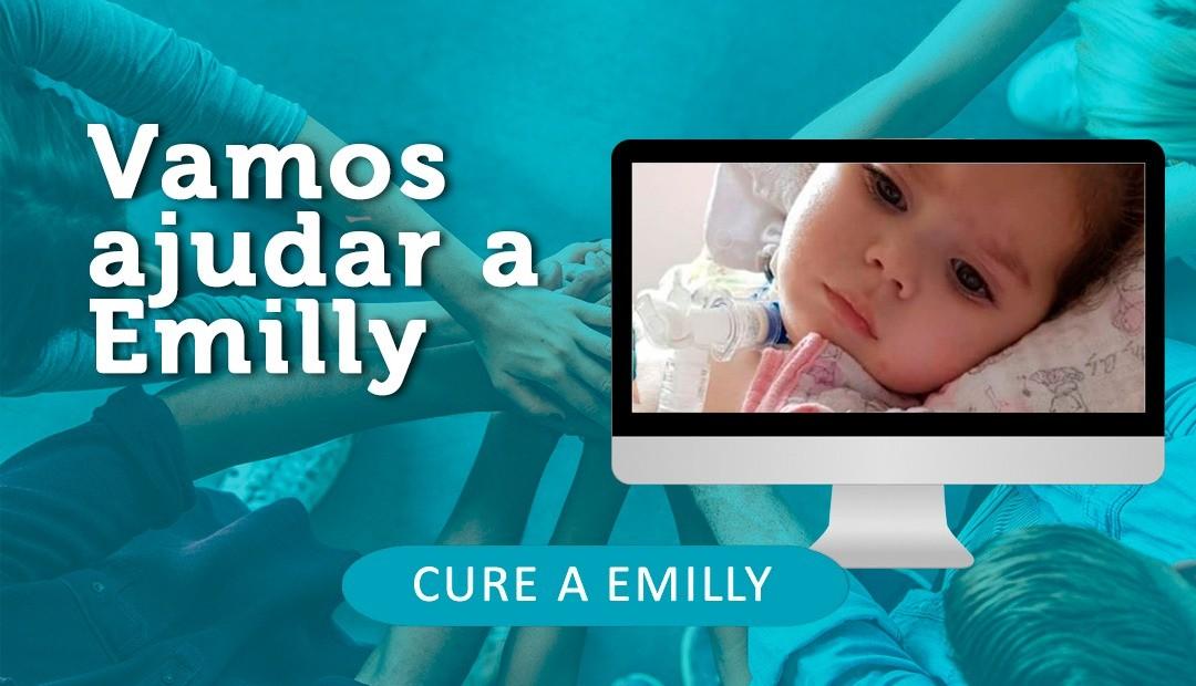 Ajude a curar a pequena Emilly