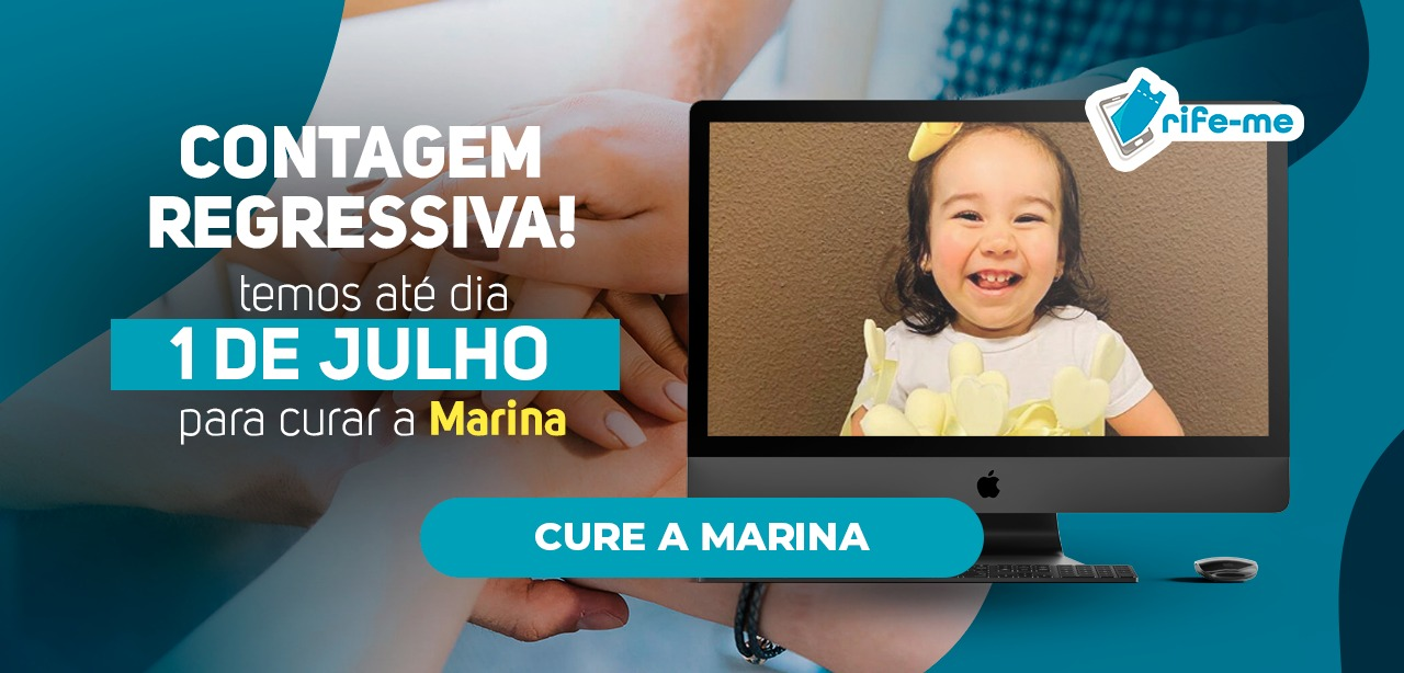 Ajude a curar a pequena Marina